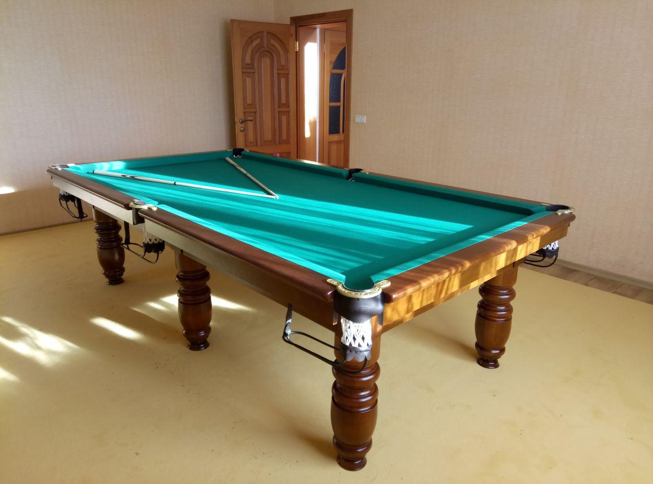 Как сделать стол для бильярд 83